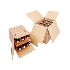 Bierflaschenkarton - ratioform Verpackungen