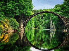 ancient bridges of the world   The Most Beautiful Things In The World