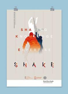 Shake poster