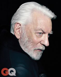 The GQ&A: Donald Sutherland