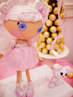 Lalaloopsy Cloud E Sky, She is my birthday sister.  I want her.
