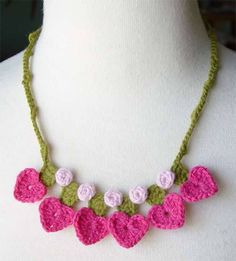 New flowers galore with Fuschia and Zinnias! no pattern ~ inspiration only