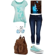 """""""Shopping Day"""" by nachognat on Polyvore"""
