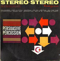 Unknown Artist - Persuasive Percussion (c. 1961)