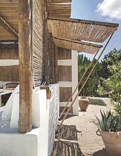 Summer Beach Cabin