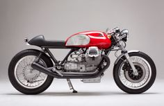 Racing Cafè: Moto Guzzi Le Mans III 1040 by Kaffeemaschine