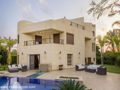 Villa For Sale in Wady El Mesk Compound in El Shorouk City.