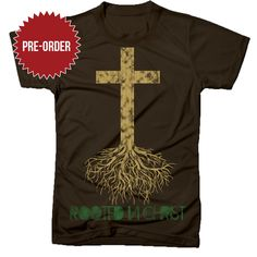 Rooted in Christ T | Make Christ Famous #Jesus #Christian