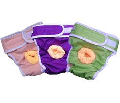 Washable Wonders Female Dog Diaper - Absorbent, Waterproof & Comfortable