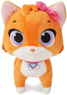 Our plush kitty Mia from the Disney Junior animated series, T. With attached bow, collar and ''diaper,'' this cuddly and cute kitten is can't wait to be delivered to your home! Little Girl Toys, Toys For Girls, Disney Plush, Disney Mickey, Baby Doll Nursery, Baby Dolls, My Busy Books, Resort Logo, Welding Art Projects