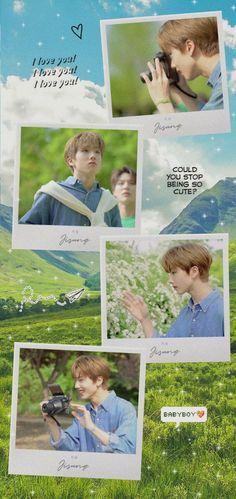 Nct Album, Park Jisung Nct, Nct Group, Minding Your Own Business, Park Ji Sung, Jaehyun Nct, Na Jaemin, Cute Cartoon Wallpapers, Winwin