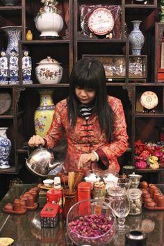 Chinese Tea Ceremony - Joelle Magazine
