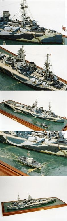 Rodney by Robert H. Scale Model Ships, Scale Models, Model Warships, Cool Pictures, Cool Photos, Dazzle Camouflage, Naval, Military Modelling, Military Diorama