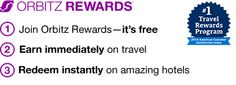 Orbitz Travel: Airline Tickets, Cheap Hotels, Car Rentals, Vacations & Cruises