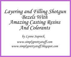 learn how to make rings using shotgun shell bezels!