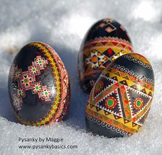 Goose Egg Pysanky | Flickr - Photo Sharing!