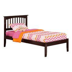 Urban Lifestyle Mission Platform Bed, Size: Full - AR8731002