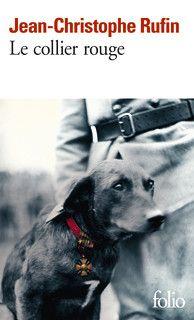 Le collier rouge - Après la Première Guerre Mondiale, un héros de guerre se retrouve en prison. Son chien, d'une fidélité infaillible l'attend en hurlant à l'extérieur. Que c'est-il passé ? Le jeune juge qui vient démêler cette affaire va chercher à comprendre. J'ai beaucoup aimé ce petit roman lu en une soirée. Vraiment beaucoup aimé...