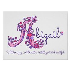 meaning of the name abigail - Google Search | All Sorts ...