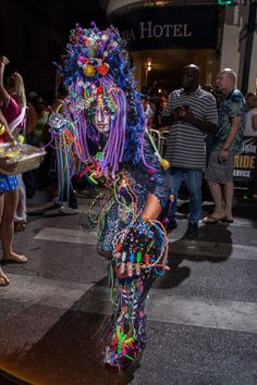 FLORIDA ~ Fantasy Fest 10-day festival, every year in October (Key West)