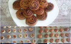 SKOŘICOVÉ ŠNEKY - nízkosacharidové (LC) Lchf, Waffles, Almond, Muffin, Low Carb, Cookies, Baking, Breakfast, Food