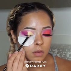 Makeup Tutorial mit Huda Beauty und Fenty Beauty … - Make-up Huda Beauty, Beauty Makeup, Eye Makeup, Hair Makeup, Makeup Brushes, Beauty Care, Makeup Eyebrows, Make Up Looks, Beauty Tutorials