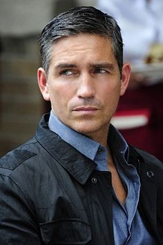 Person Of Interest and oh, the voice and eyes...James Patrick Caviezel, Jr.  (born September 26, 1968), known professionally as Jim Caviezel is an American film and television actor. He played Jesus Christ in the Mel Gibson-produced and directed 2004 film, The Passion of the Christ.