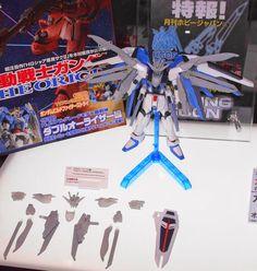 HGCE 1/144 Freedom Gundam Custom Kit (Appendix in Hobby Japan): New Images, Info Release http://www.gunjap.net/site/?p=256160