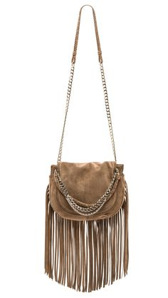Ramy Brook Camile Fringe Satchel
