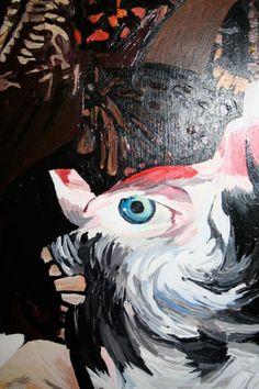 Painting : HELLE MARDAHL