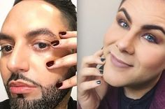 Men Are Sharing Photos Of Their Nails Using The Hashtag #Malepolish