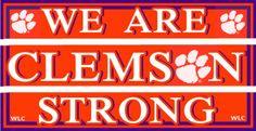 We Love Clemson
