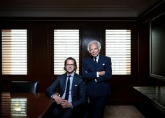 Ralph Lauren, Creator of Fashion Empire, Is Stepping Down as C.E.O. - The New York Times - 11/2015