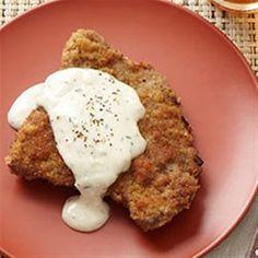 Chicken Fried Steak with Cream Gravy - Allrecipes.com