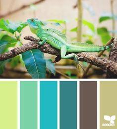 Chameleon tones