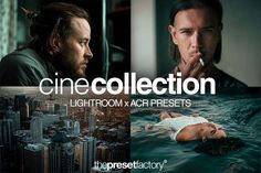 Cine Collection Bundle - LR & ACR by The Preset Factory Ltd. on @creativemarket