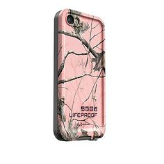 LifeProof iPhone 5/5s Case - Fre Series - Pink Realtree