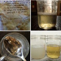 Liquid Soap Progress2
