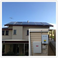 Location:Australia Power Output: 5.7 kW 1 Trannergy PVI5400TL; Monitoring System: Pvoutput;