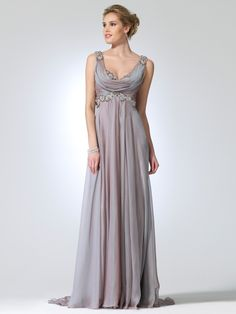 30 Gorgeous Grecian Drapery Wedding Dresses