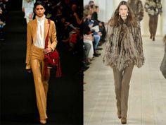 Модные образы осень-зима 2017-2018 | мода