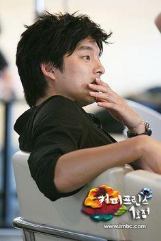 Coffee Prince- Gong Yoo