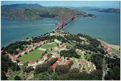The Presidio, San Francisco, Ca (GFGM and Baby Nae - 1992)