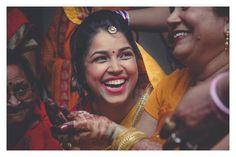 Candid Wedding Photography of Traditional  Indian Bride by Sandeep Gadhvi Photography in Vadodara,Gujarat.
