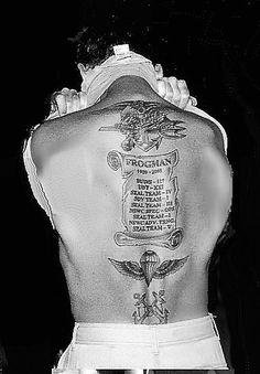 Navy Seal Tattoo   Best 3D Tattoo Ideas   Navy seal ...