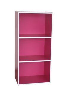 Home to Office Solutions Simplicity 3-Shelf Bookcase, 35-Inch, Pink, http://www.amazon.com/dp/B00G3YFXIG/ref=cm_sw_r_pi_awdm_dkbcub12B1064