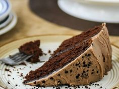 MOCHA CAKE WITH HAZELNUT BUTTERCREAM FROSTING  Ingredients: Serves: 12  Cake Ingredients 2 and ½ cups flour ¾ cup cocoa powder 1 and ½ teaspoons baking soda ¾ teaspoons salt ¾ cup room temperature butter 1 cup brown sugar 1 cup Morena Pure Cane Sugar 3 eggs 1 and ½ teaspoons vanilla extract ¾ cup