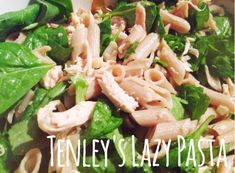 """Tenley's Sweet & Free Life Gluten Free """"Healthy"""" Pasta? » Tenley's Sweet & Free Life"""