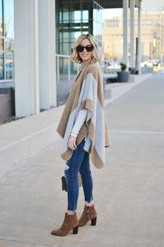Affordable Trendy Denim - Straight A Style Trendy Outfits, Fashion Outfits, Ladies Poncho, Denim Boots, Distressed Denim, Affordable Fashion, Autumn Winter Fashion, Shorts, Clothes For Women