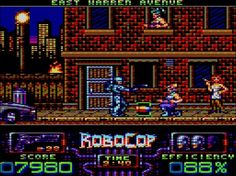 Indie Retro News: Robocop Prime - Another Amstrad CPC styled game by Carnivac gets an update!